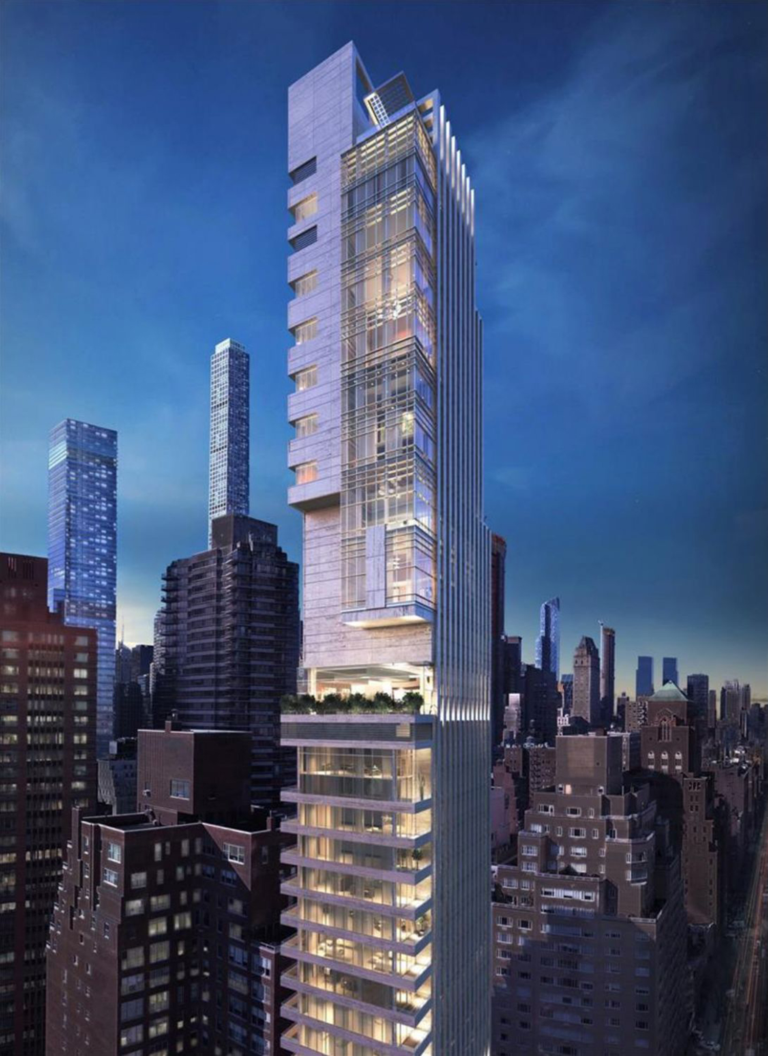 yimby checks in on manuel glas 39 mixed use tower at 1059 third avenue on the upper east side. Black Bedroom Furniture Sets. Home Design Ideas