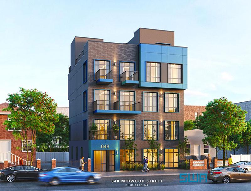 648 Midwood Street - S. Wieder Architect