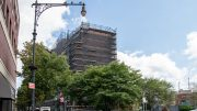View of construction at La Central - Photo: Julienne Schaer