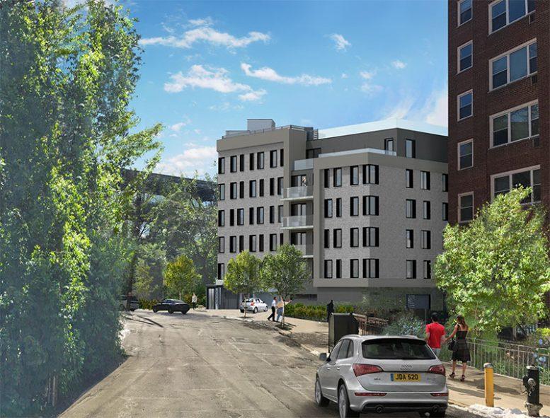 2395 Palisade Avenue - Kutnicki Bernstein Architects