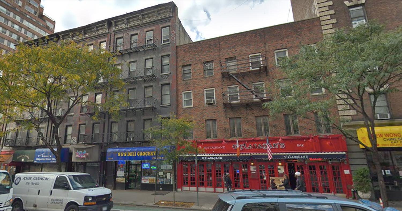 1209-1213 1st Avenue in Lenox Hill, Manhattan