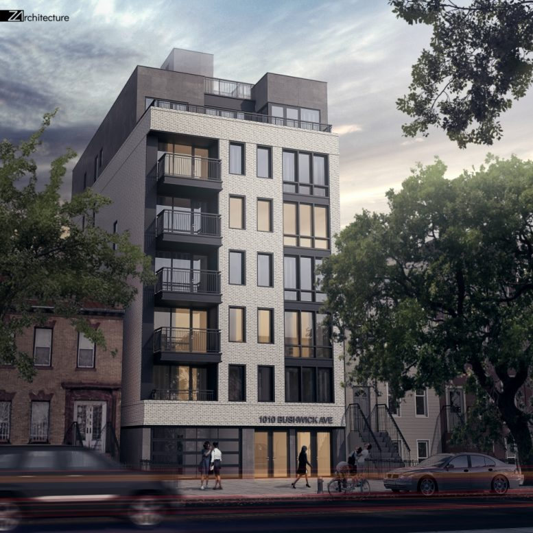 1010 Bushwick Avenue - Z Architecture