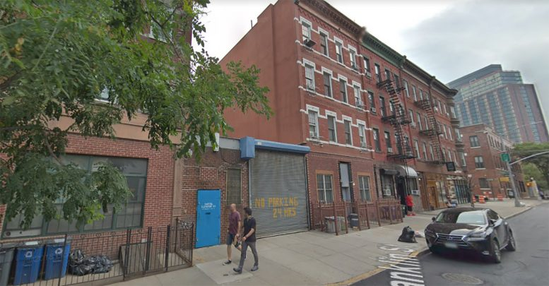 217 Franklin Street in Greenpoint, Brooklyn
