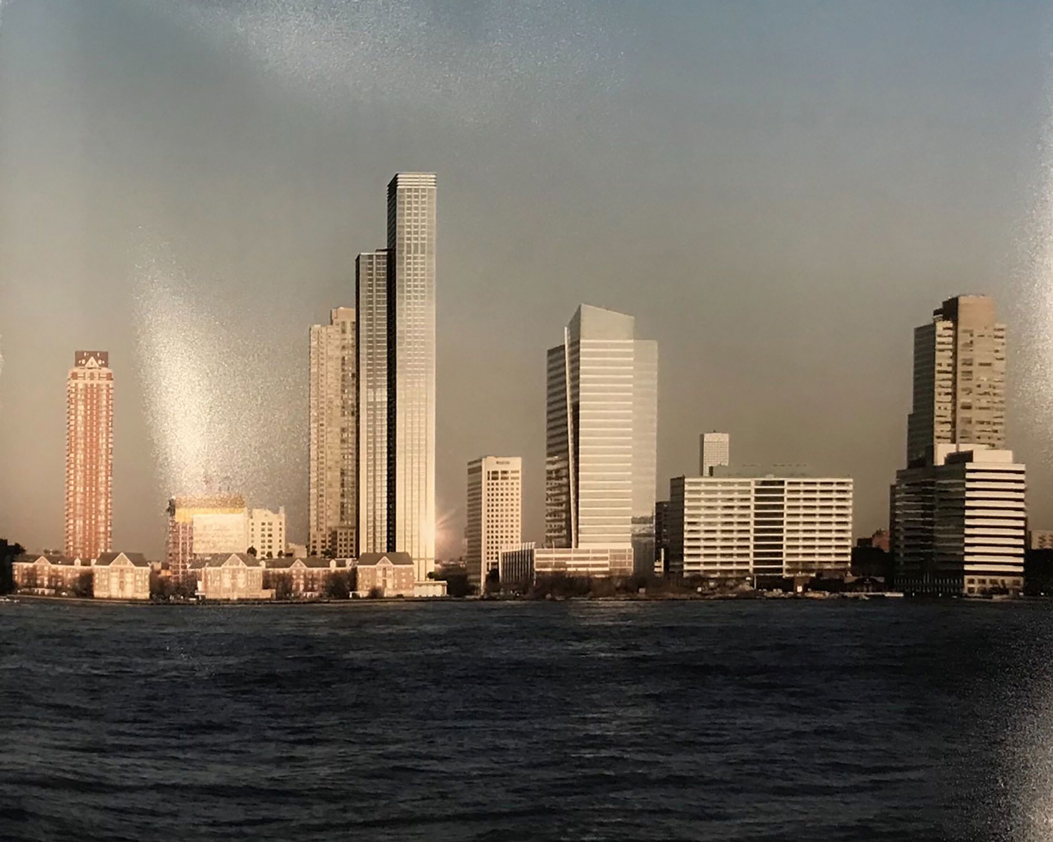 renderings revealed for 70 story avalon tower at 444 washington boulevard in jersey city new york yimby renderings revealed for 70 story avalon