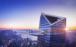 Edge at Hudson Yards (Courtesy of Related Companies & Oxford Properties Group)