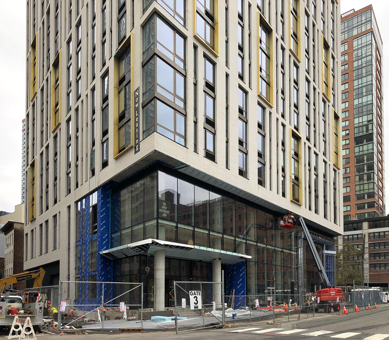 10 Light Street Apartments: The Lively Nears Completion At 321 Warren Street In Jersey
