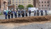 One Archer Avenue ground breaking ceremony - Shorewood Real Estate Group