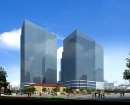 Rendering of Atlantic Station, courtesy of JLL