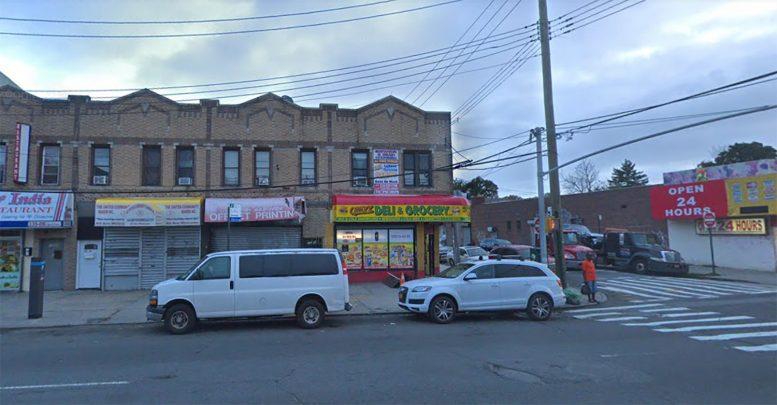 135-02 Liberty Avenue in Jamaica, Queens
