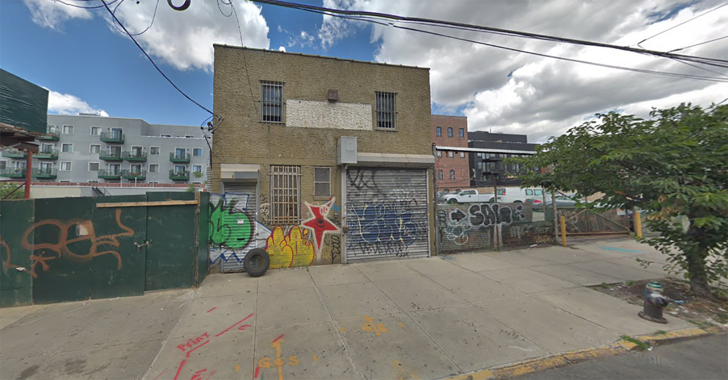 387 Harman Street in Bushwick, Brooklyn