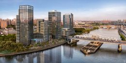 Rendering of Bankside (ArX Solutions)