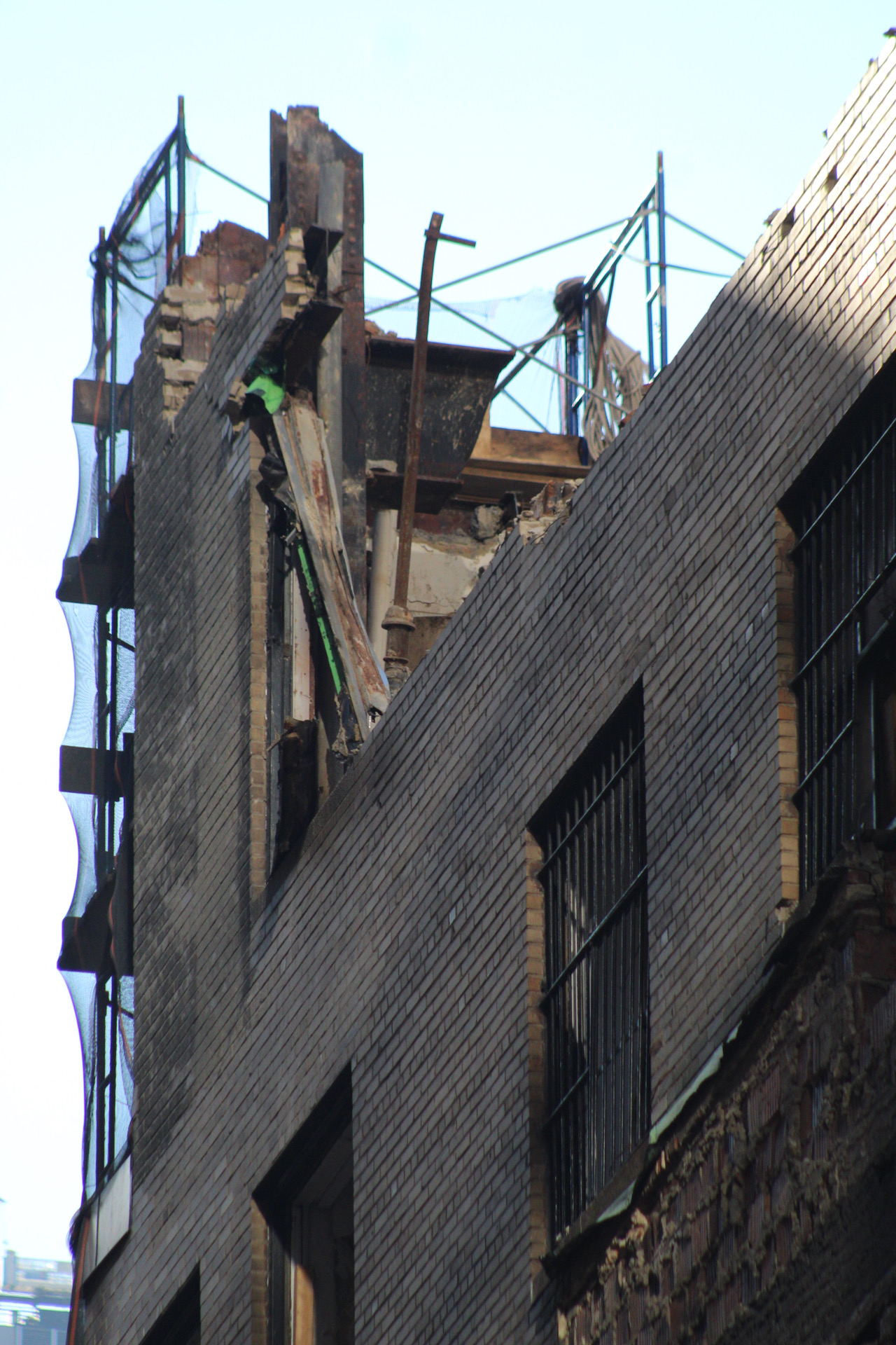 Demolition Continues on Solow's 10-20 West 57th Street in ...