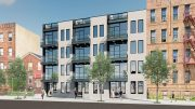Rendering of 106-110 East 53rd Street - West Egg Development / Gerald Caliendo Architects