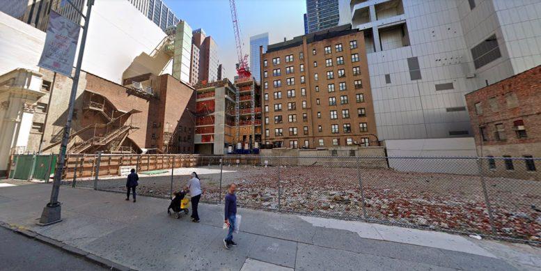150 West 48th Street in Midtown, Manhattan