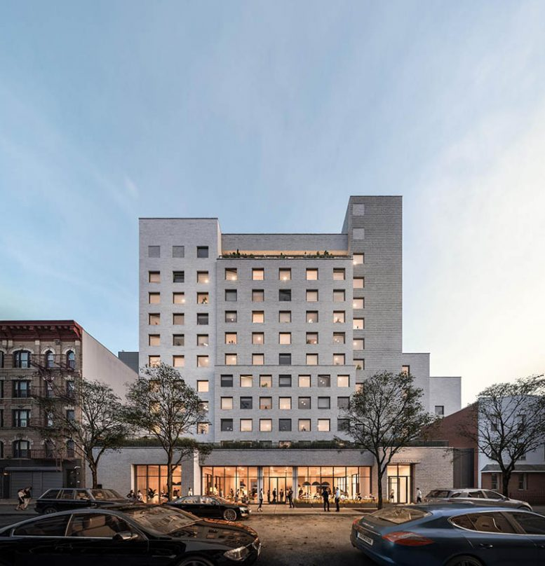 Rendering of 292 North 8th Street - Stonehill Taylor