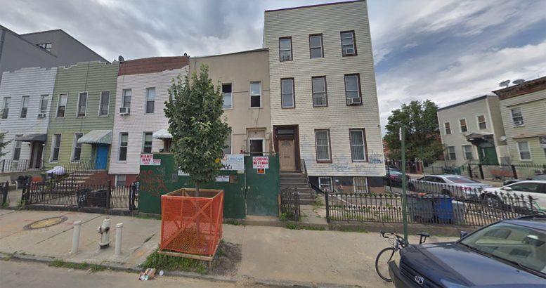 31 Bleecker Street in Bushwick, Brooklyn