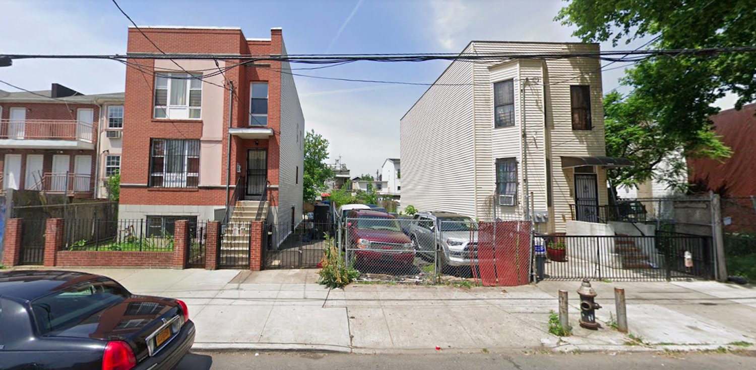 396 Shepherd Avenue in East New York, Brooklyn