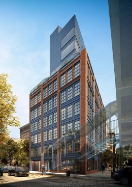 Rendering of 5501 New Utrecht Ave - J Frankl Associates