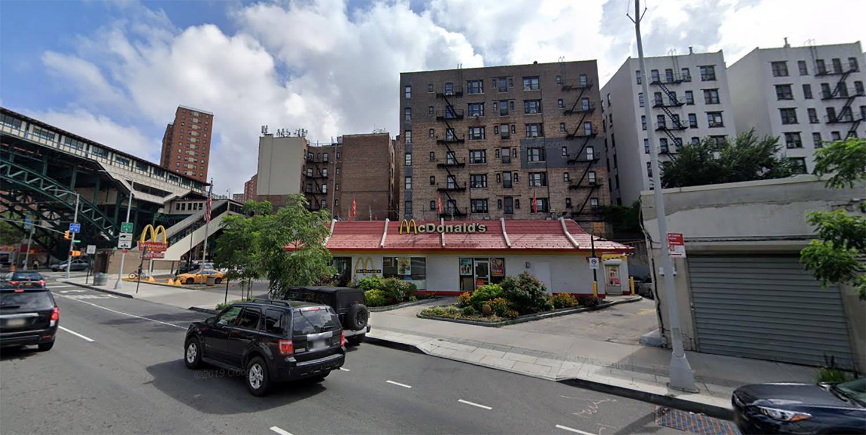 600 West 125th Street in Harlem, Manhattan