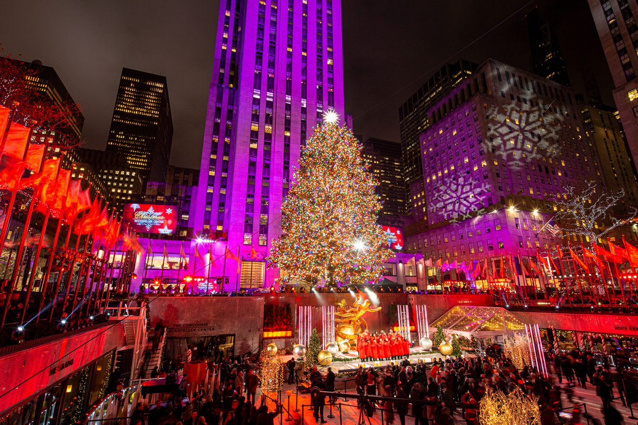 The 87th Annual Tree Lighting At Rockefeller Center – FORTIS INVESTMENT GROUP of Companies