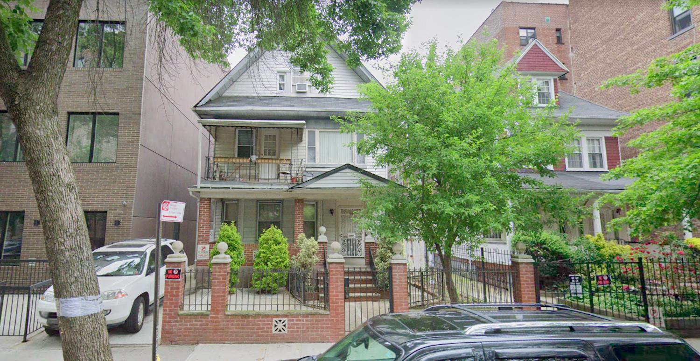 87 Winthrop Street in Prospect Lefferts Gardens, Brooklyn