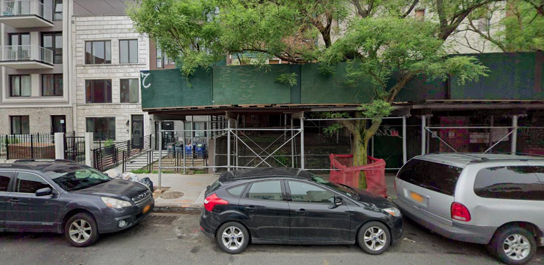 910 Bergen Street in Crown Heights, Brooklyn