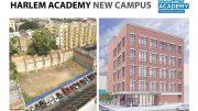 Rendering via Harlem Academy