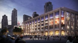 Exterior view of the new David Geffen Hall (Photo: Lincoln Center for the Performing Arts)