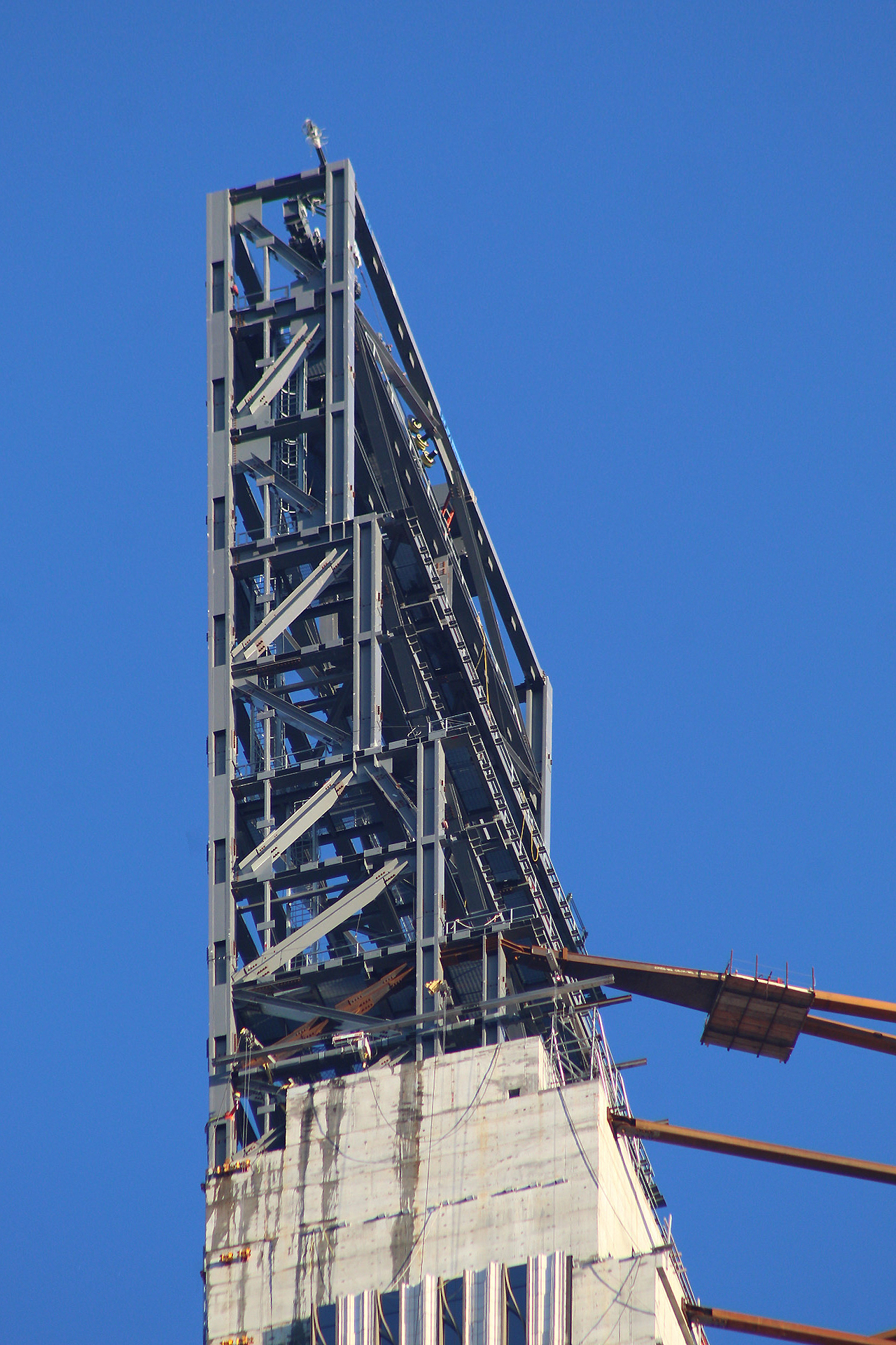 111 West 57th Street's Terracotta Envelope Reaches Steel ...
