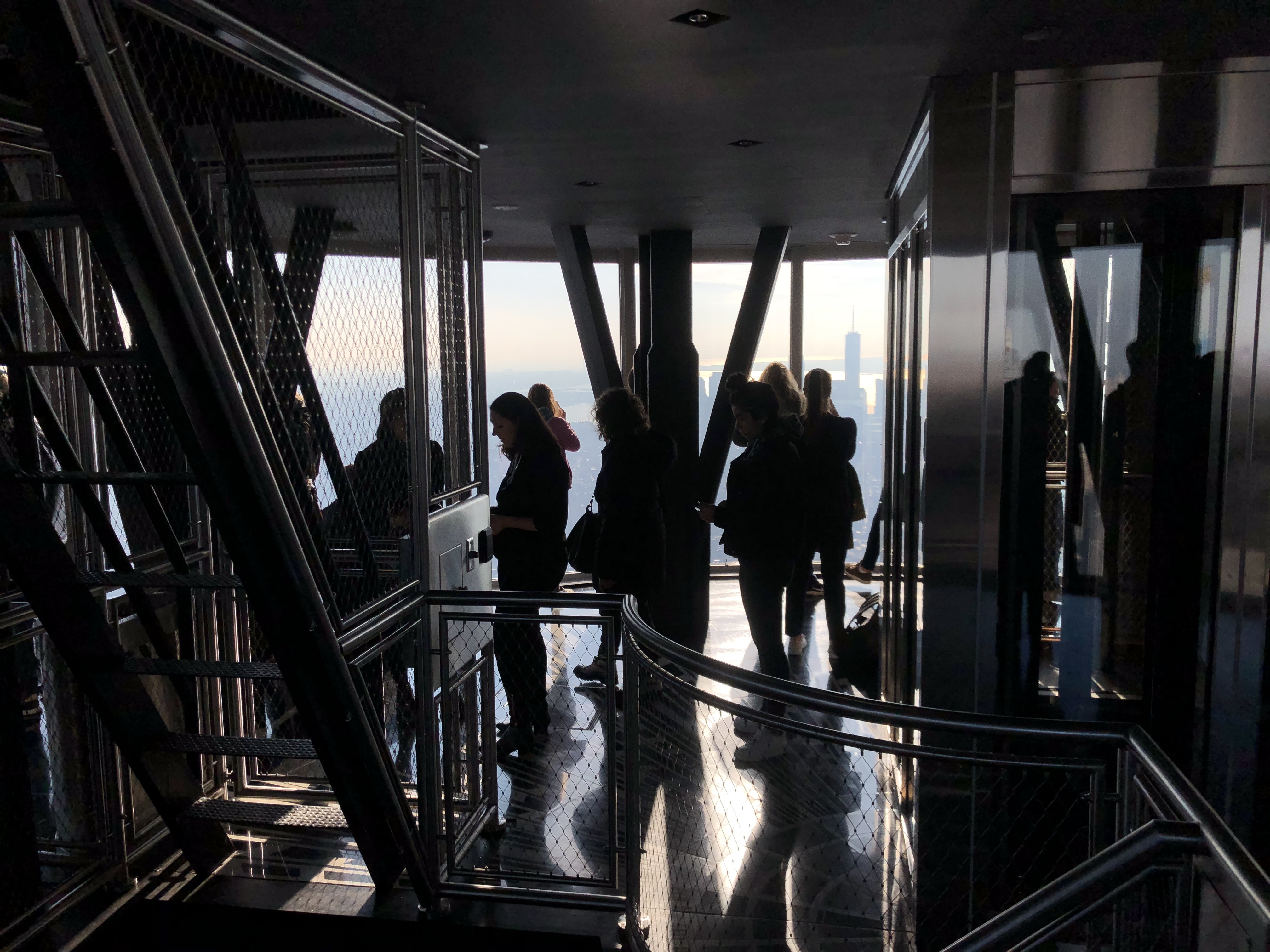 Empire State Building 102nd Floor Observatory