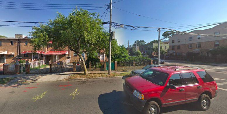 136 Sutter Avenue in Brownsville, Brooklyn