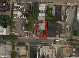 Aerial map of 265 Front Street - Bing Maps