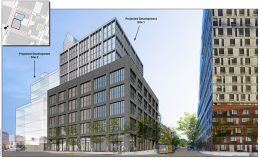 Rendering of 307 Kent Avenue - S9 Architecture