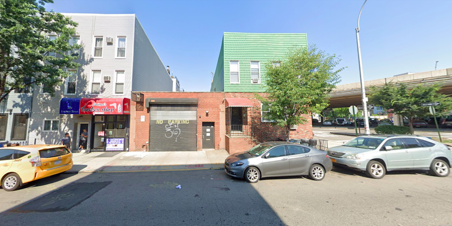 680 Lorimer Street in Williamsburg, Brooklyn