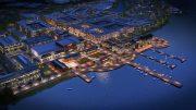 Aerial view of Riverton - North American Properties