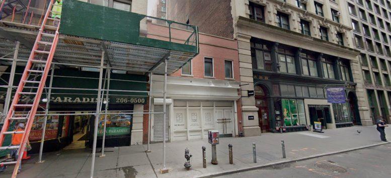 16 West 18th Street via Google Maps