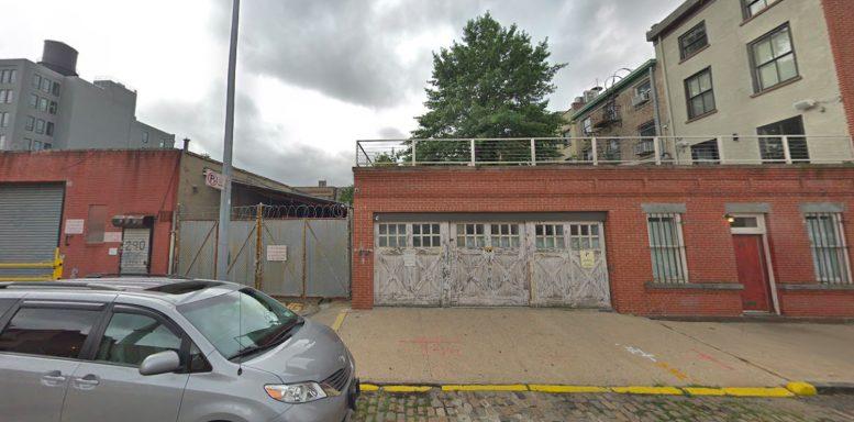 288 Water Street in Vinegar Hill, Brooklyn