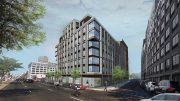 Rendering of 540 Waverly Avenue - Kutnicki Bernstein Architects