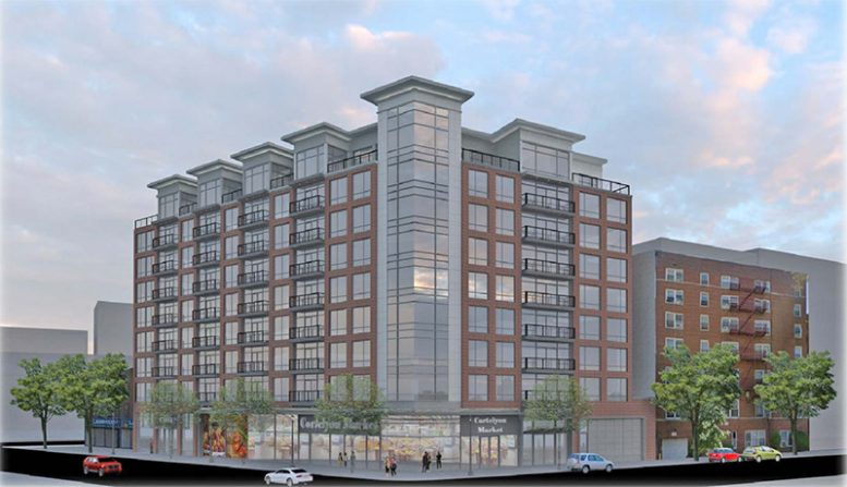 Rendering of 1620 Cortelyou Road - 1600/20 Realty Corp