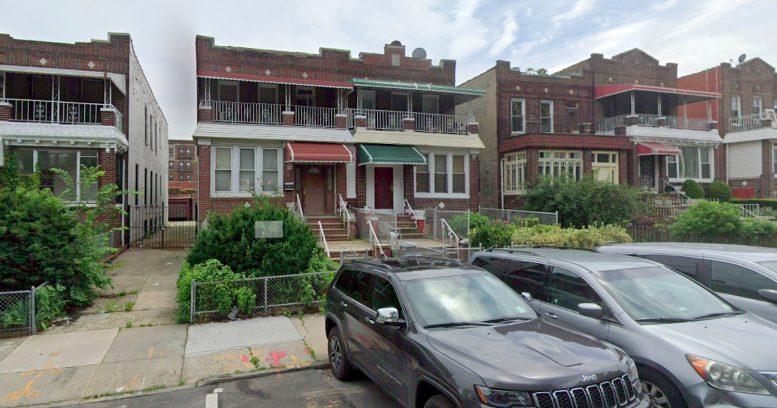 1718 President Street in Crown Heights, Brooklyn