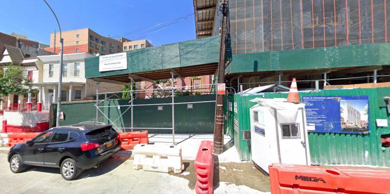 2047 Ryer Avenue in Fordham, The Bronx