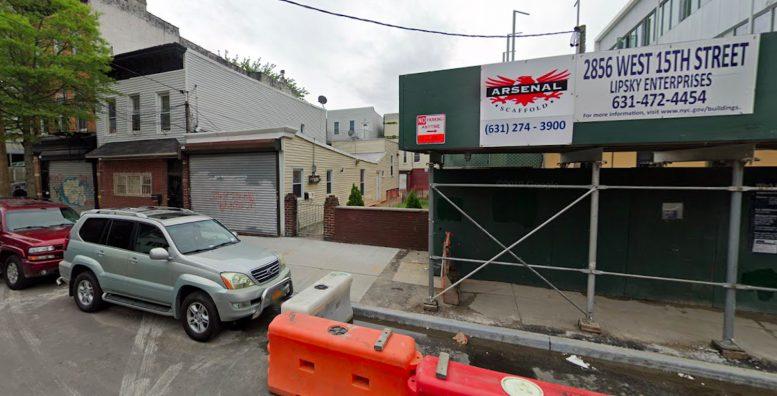 2864 West 15th Street in Coney Island, Brooklyn