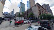 308 West 43rd Street in Midtown West, Manhattan