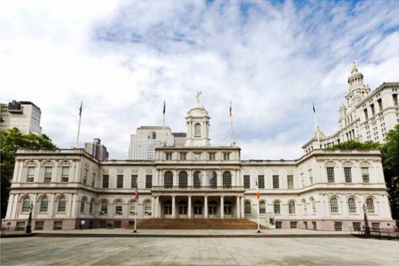 New York City Hall - CTA Architects
