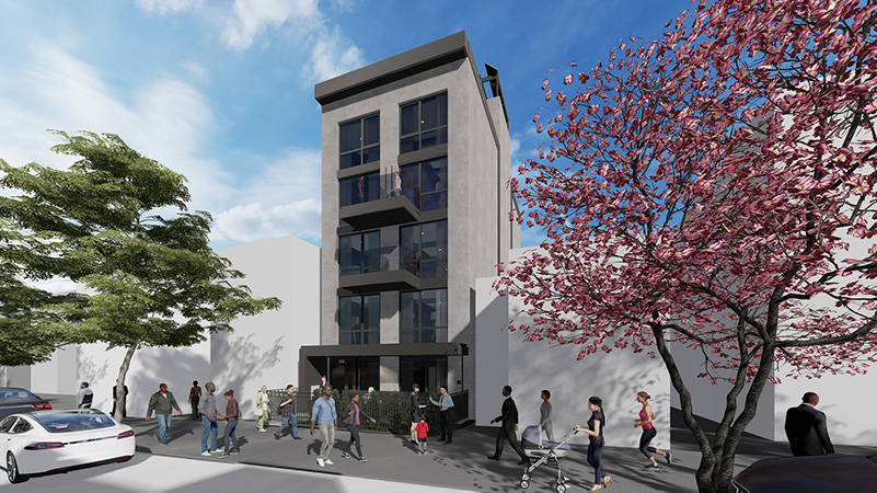 Rendering of 1432 Vyse Avenue - Node Architecture, Engineering & Consulting
