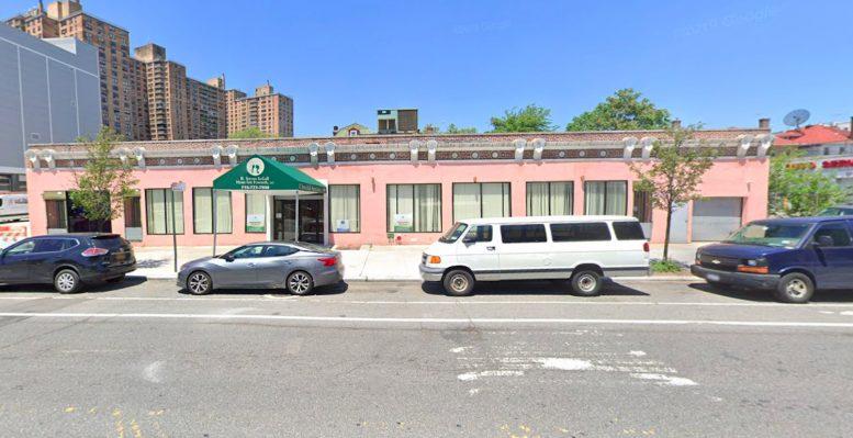 169 Empire Boulevard in Crown Heights, Brooklyn
