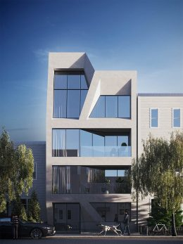 Rendering of 205 Freeman Street - INOA