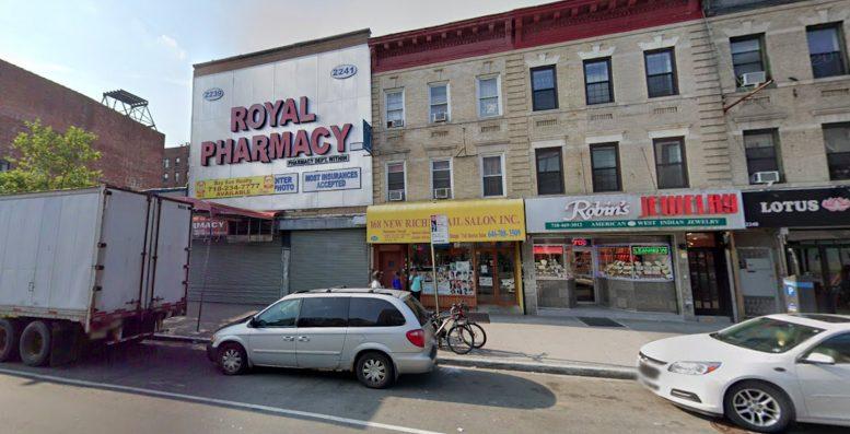 2241 Church Avenue in Flatbush, Brooklyn