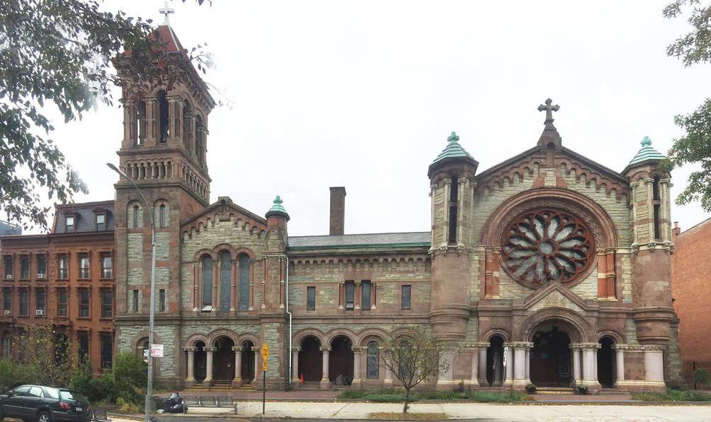 Church of St. Luke & St. Matthew - Morris Adjmi Architects
