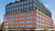 Rendering of 160 East 125th Street by Extell